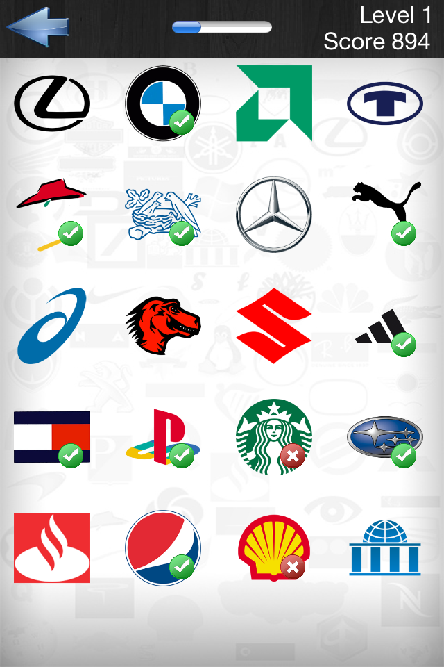 Logo Quiz Guess Quiz iPhone Les oeuvres