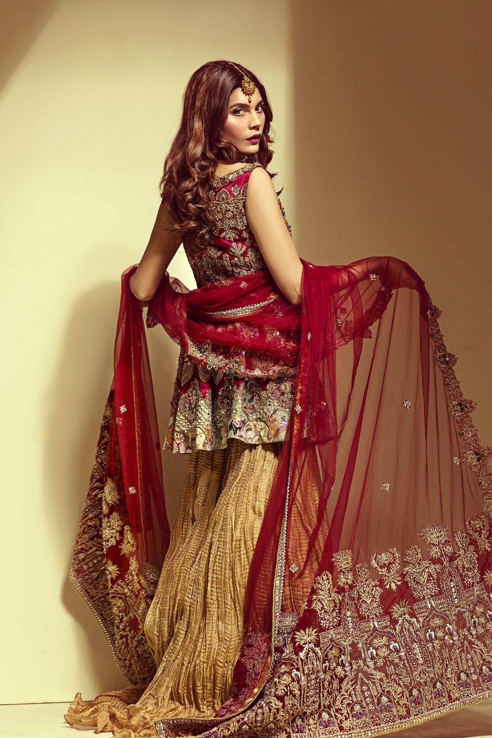 fd9a2e1025 AVP-14 - US - Mahgul Pakistani Mehndi Dress, Bridal Mehndi Dresses,  Pakistani