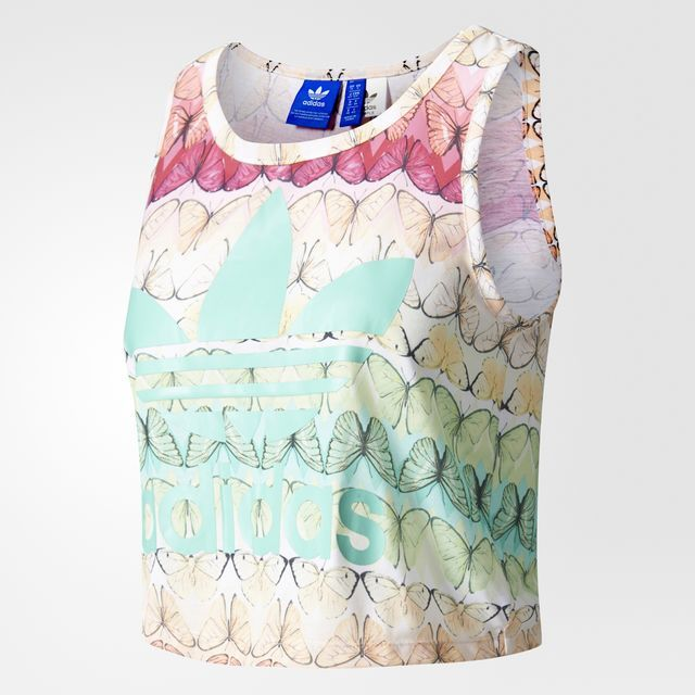 Girar en descubierto tempo Oeste  adidas - Borbofresh Loose Crop Top | Athletic tank tops, Loose fitting  tops, Tank top fashion