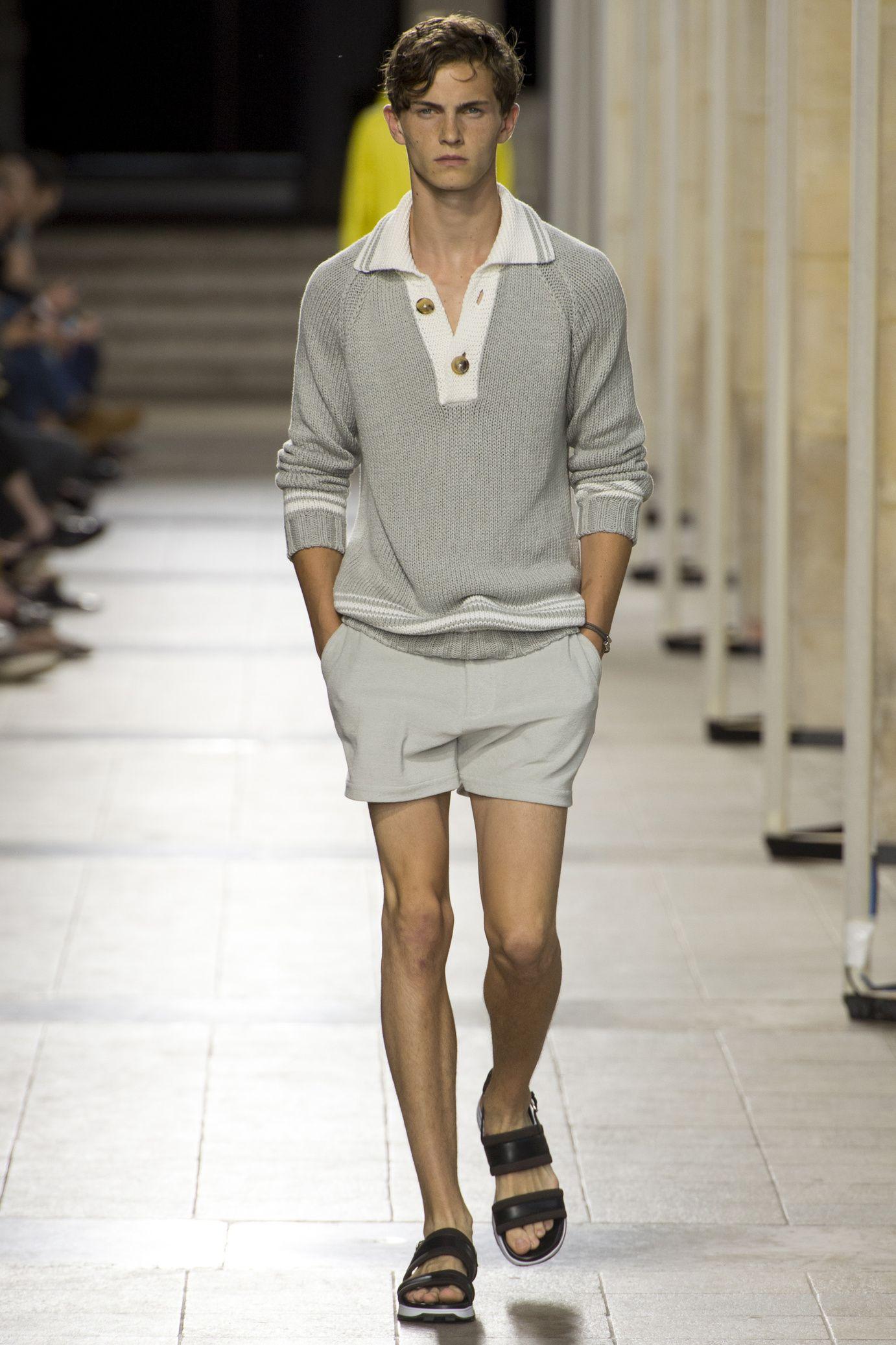Très Les 10 tendances mode homme de l'été 2017 : coupes, couleurs  KS73