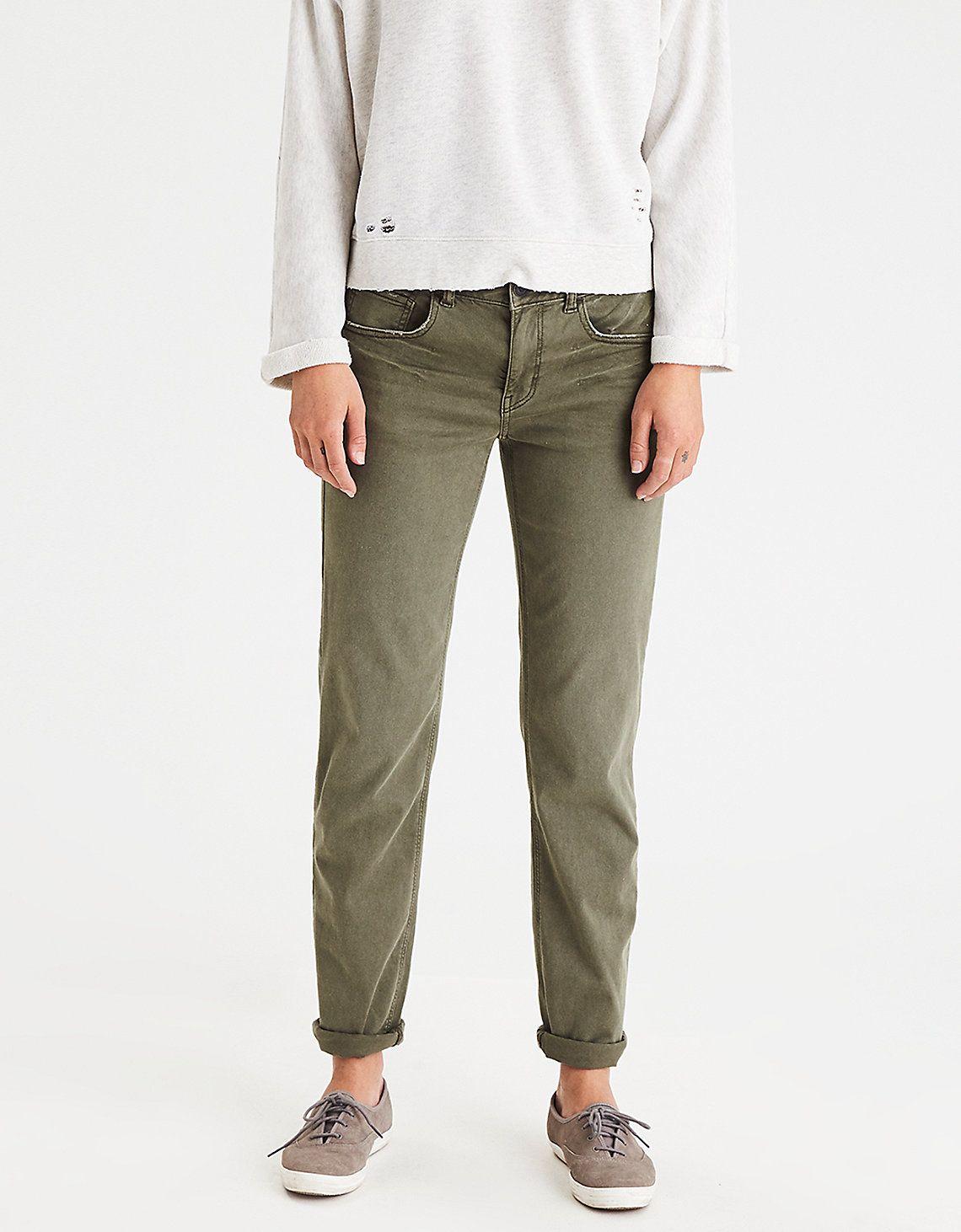 0df38fb0bb Tomgirl Pant, Onyx Black | Beauty & clothing | Pants, Denim, Khaki pants