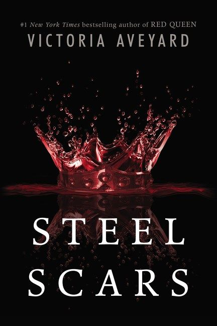 Steel Scars (Red Queen Novella #2)  by Victoria Aveyard | January 5, 2016 | Juvenile Fiction \ Fantasy & Magic | HarperTeen 100 pages