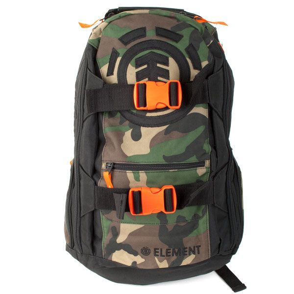 check out c8d58 67018 Element Mohave Camo Skate Backpack Camo