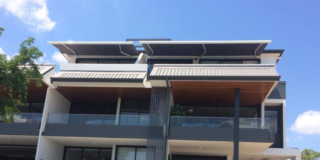 Retractable Folding Arm Awnings Brisbane | Roofing systems ...