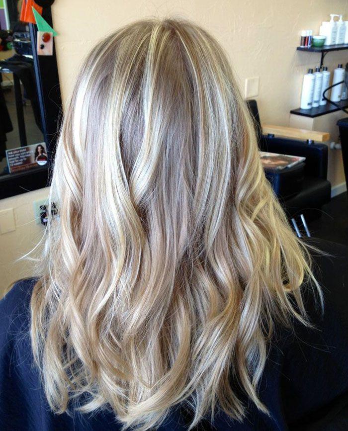 45 Adorable Ash Blonde Hairstyles: Cute Ash Blonde Hair Color
