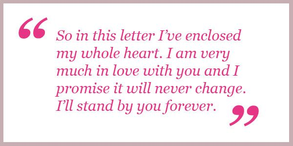 #LoveLetters from your future husband <3