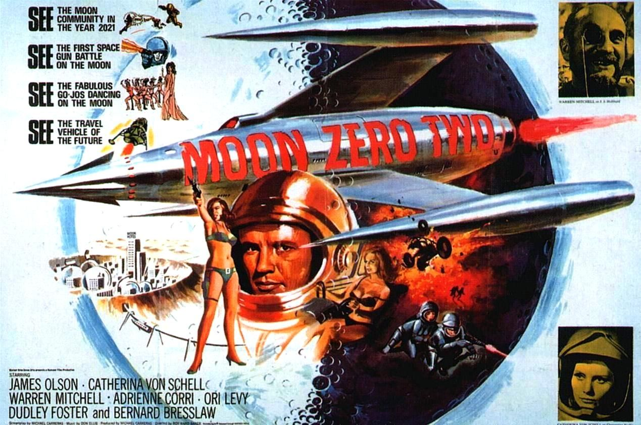 moon zero two wallpaper | the board | Pinterest | Movie ...