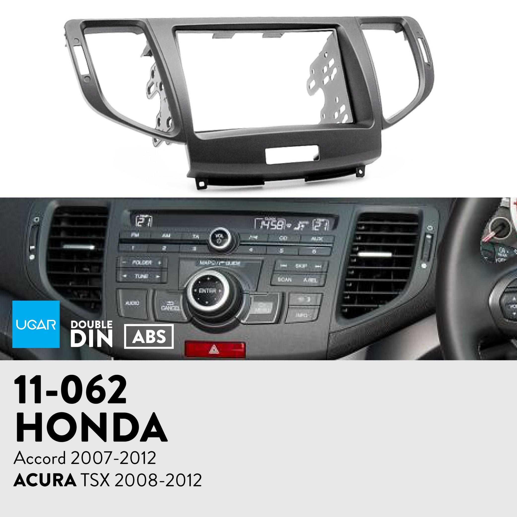 11-062 For HONDA Accord 2007-2012 / ACURA TSX 2008-2012