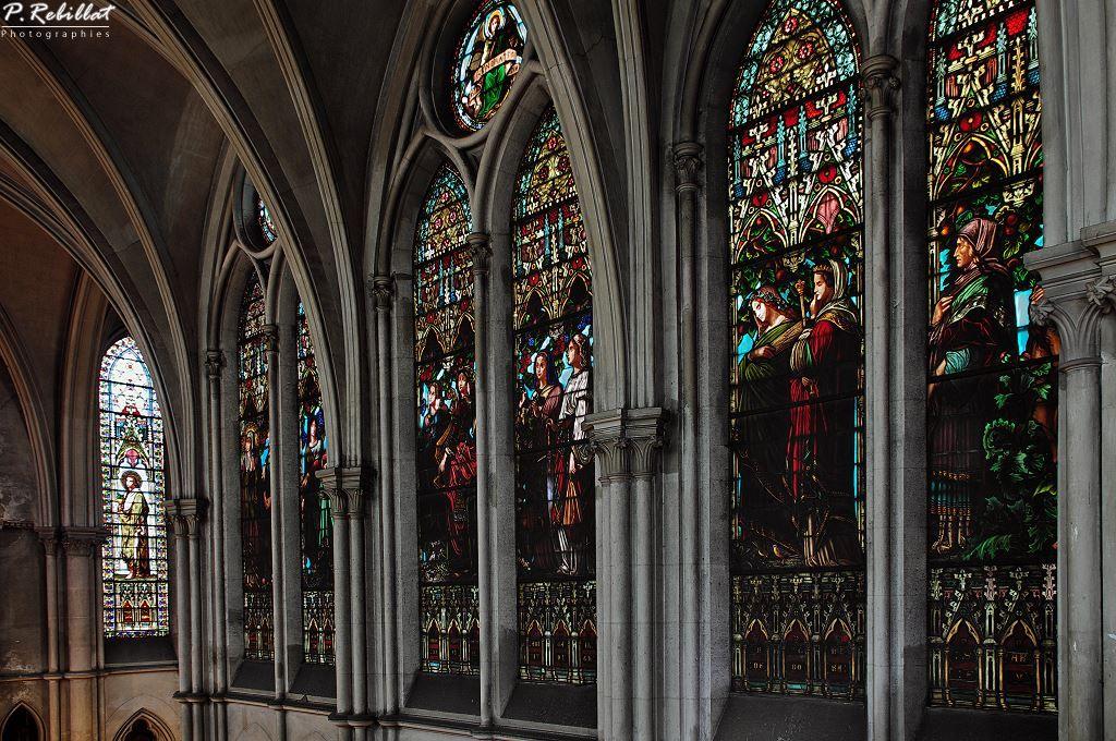 Paris VI - Chapelle Notre-Dame-des-Anges - Pères maristes