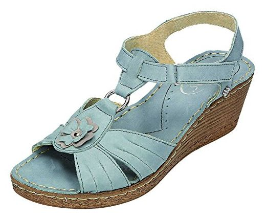 Miccos Shoes Damen Sandalen-Pantolette EU 37 OP4aN436