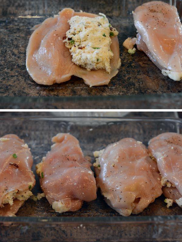 Stuffed Chicken Marsala (Olive Garden Copycat)