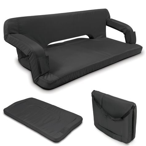 Superb The Reflex Travel Couch By Picnic Time Fulfills The Wish Weu0026 Always Had  About A Portable Couch. Take The Comfort With You!