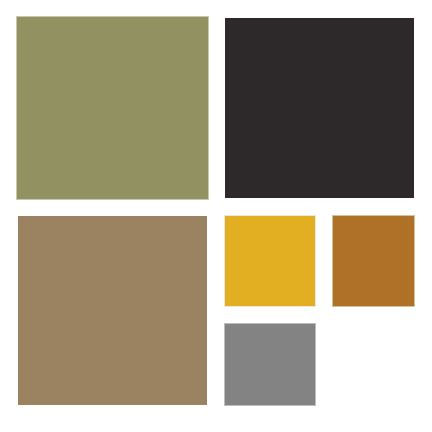 Olive green color palette google search living rooms for Olive green colour combination