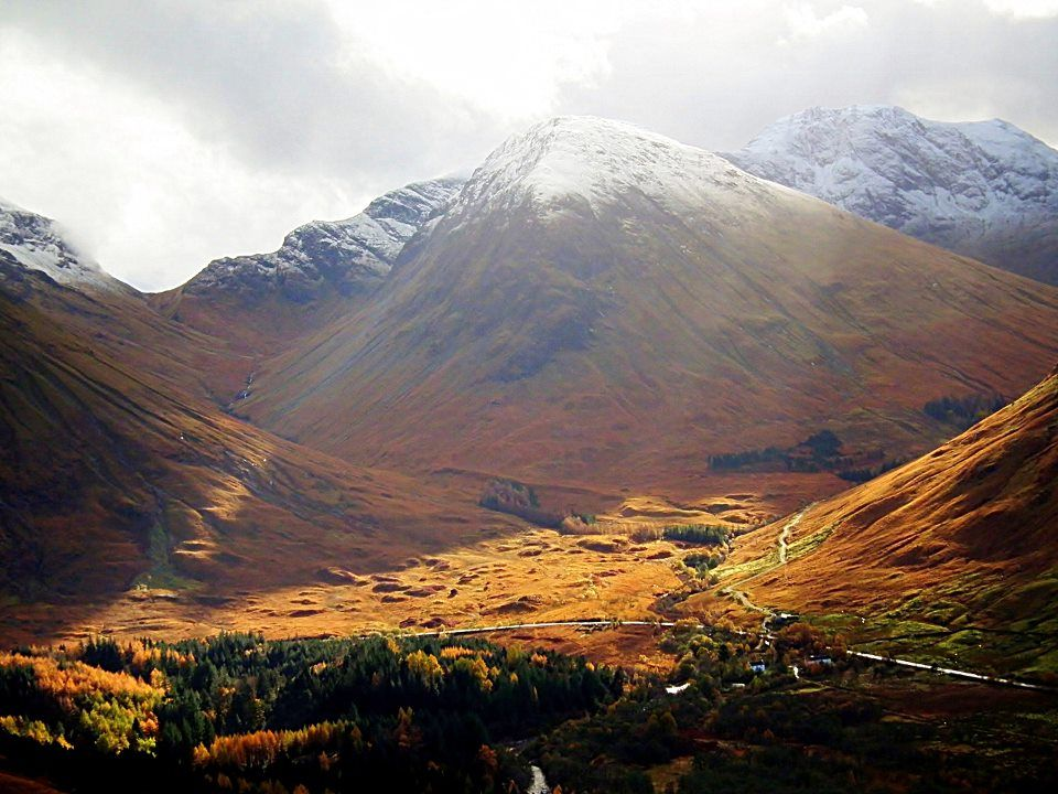 Glencoe - photo courtesy of John O'Brien