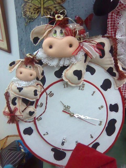 Imagenes de vaquitas para la cocina - Imagui | vaquitas | Pinterest ...