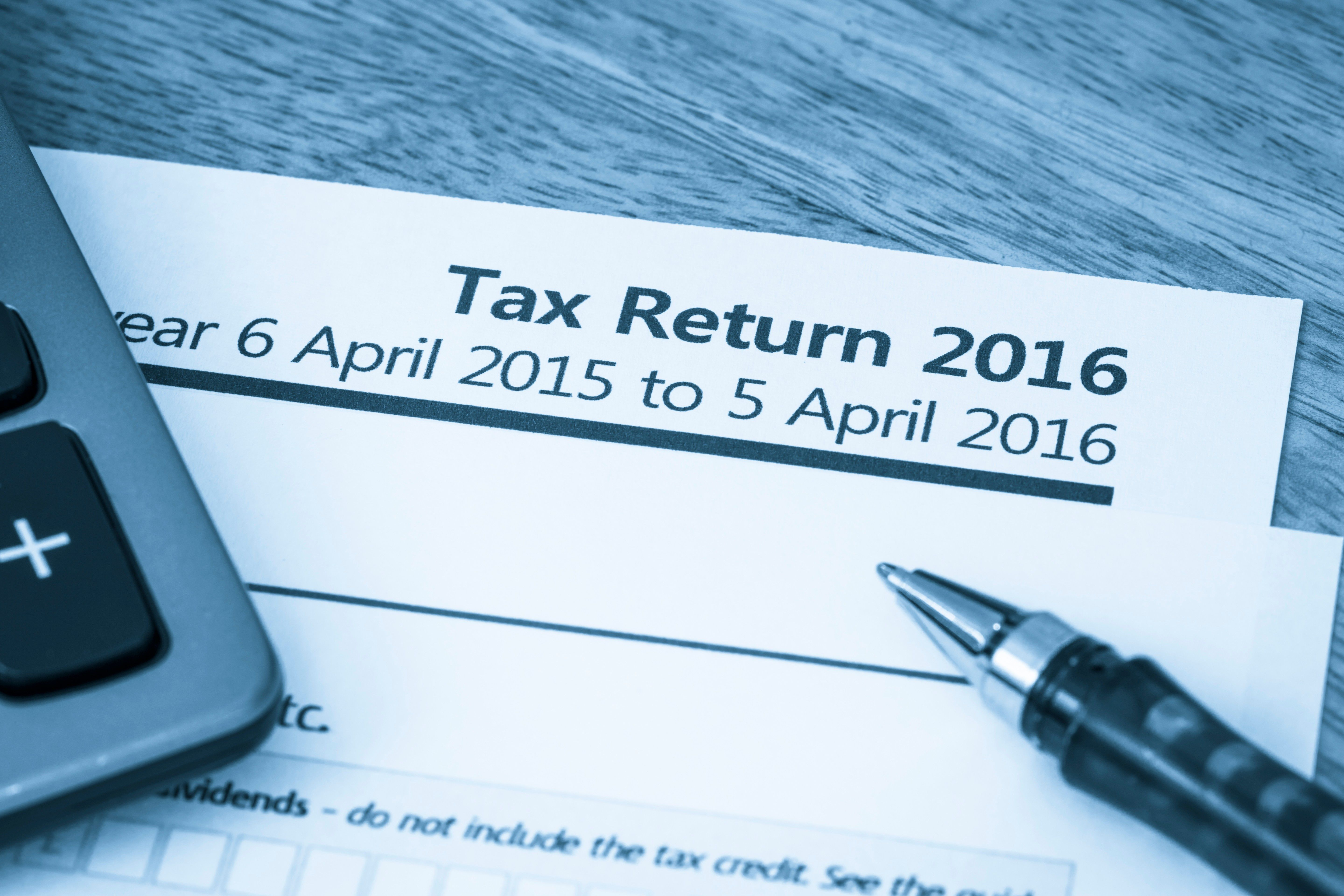 Tax returns explained and the cost of missing the tax