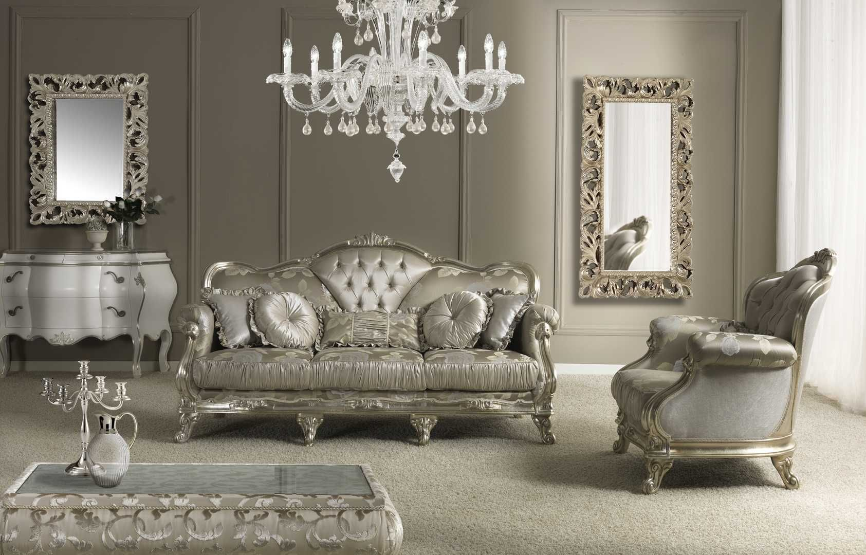 Italian Furniture Stores: Napoleone Luxury Furniture & Tabitha B&B·Italia