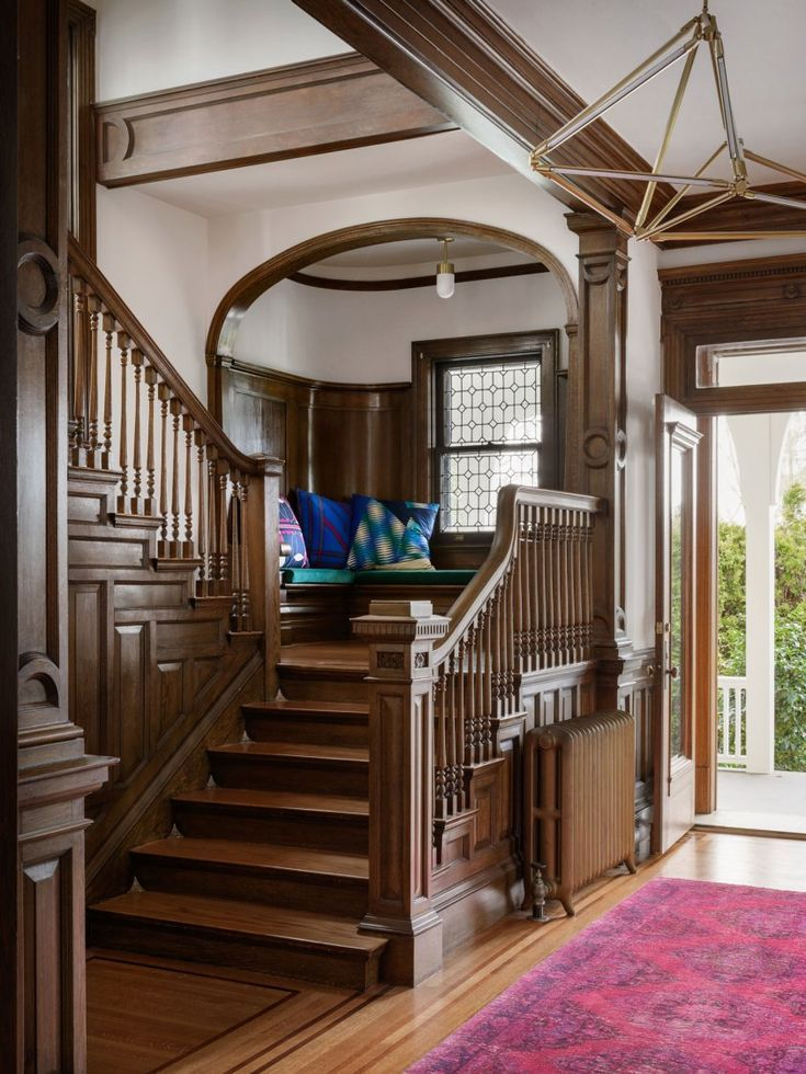 Historic Victorian House in Portland Renovated by Jessica Helgerson | Yellowtrace