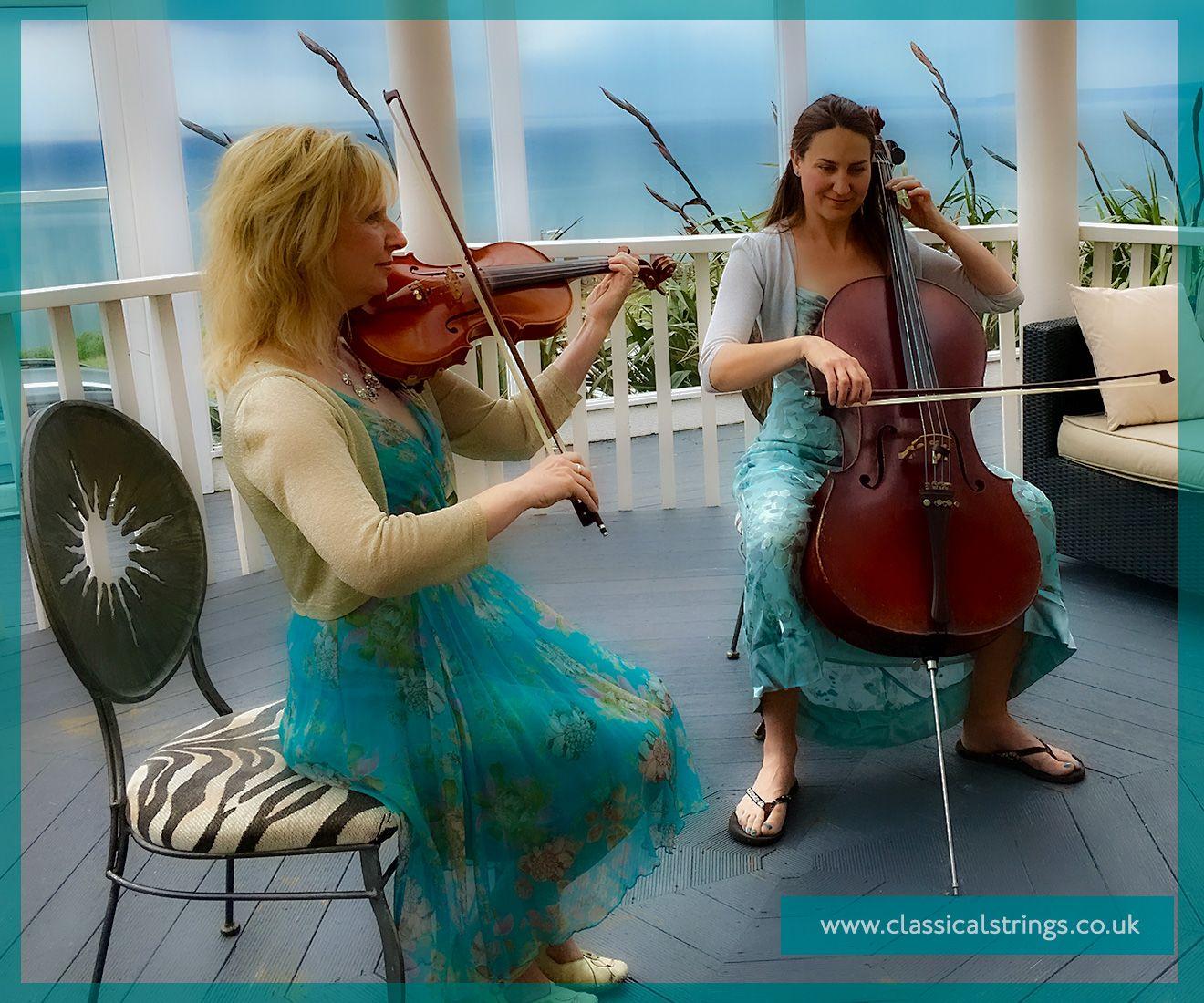 The Classical Strings Duo Violin & Cello Violin, Duo