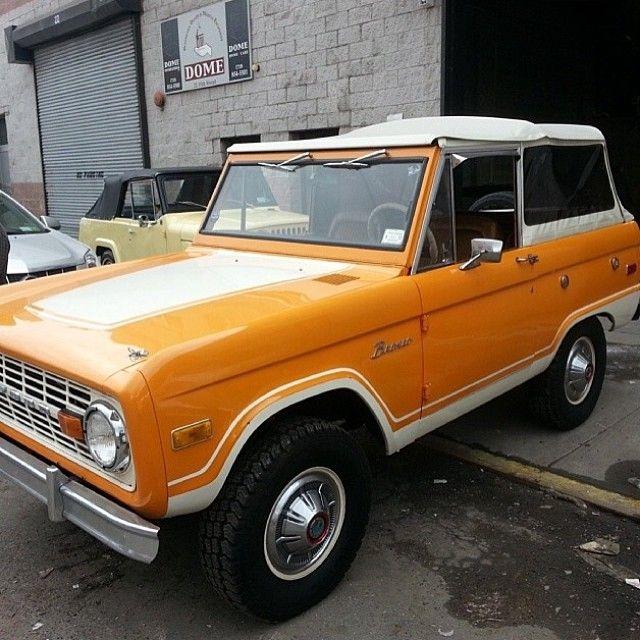 1975 Ford Bronco Http://motw.co/1mGMyPh #manoftheworld