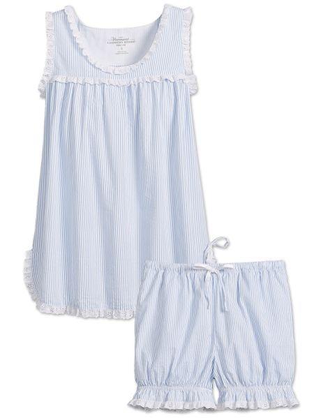 173c2c704b Seersucker Baby Doll Pajamas in 2 colors!