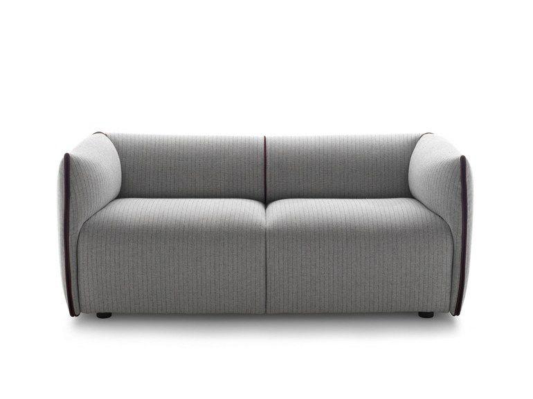 2 Seater Fabric Sofa With Removable Cover Mia Collection By Mdf Italia Design Francesco Bettoni Divano Tessuto Tappezzeria Divano