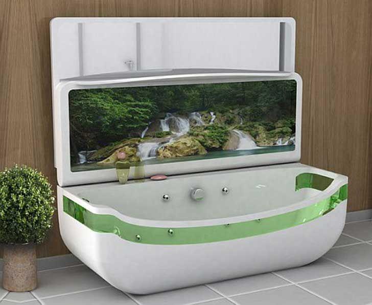 19 Bañeras Que Te Harán Correr A Comprar Una Asombrosas Whirlpool Bath Whirlpool Bathtub Pretty Bathrooms
