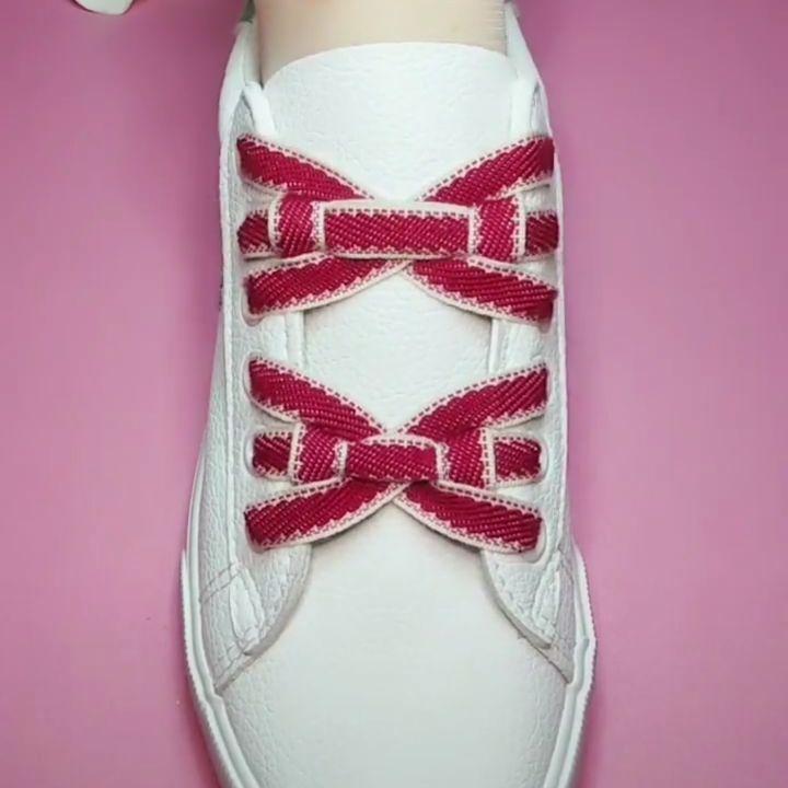 Pin Von Marcia Eagleson Auf Shoe Lace Tying