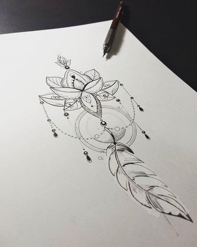 Tattoo Oberschenkel Tattoo Oberschenkel Oberschenkel
