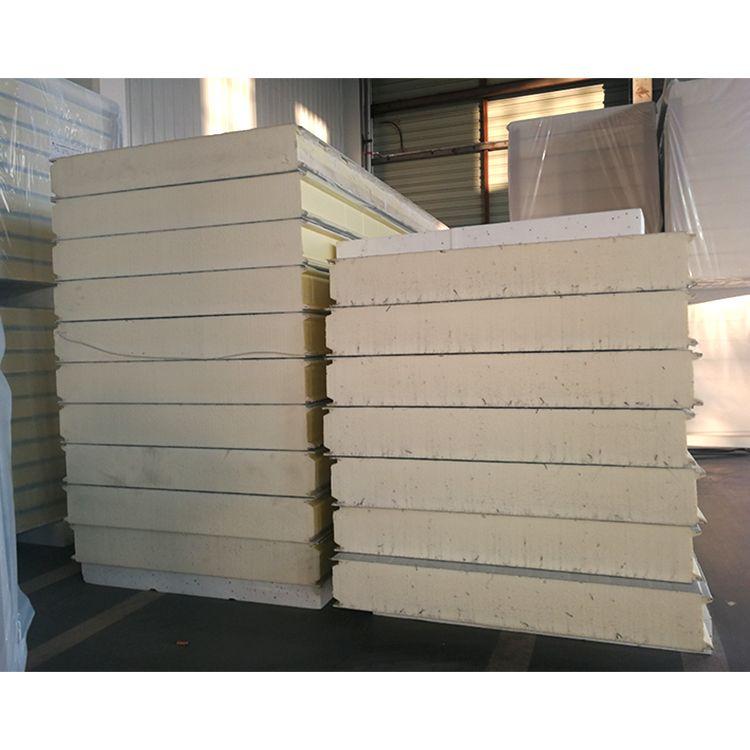 durable waterproof polyurethane sandwich roof panel