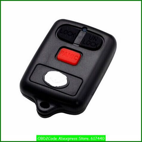 Obd2code 280mhz 450mhz Self Learning Copy Remote Control Opener For Toyota Car Anti Theft Remote Garage Door Opener Remote Car Door Opener Remote Control Cars