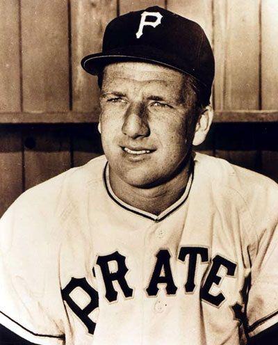 Ralph Kiner Pittsburgh Pirates Baseball Major League Baseball Players Pirates Baseball