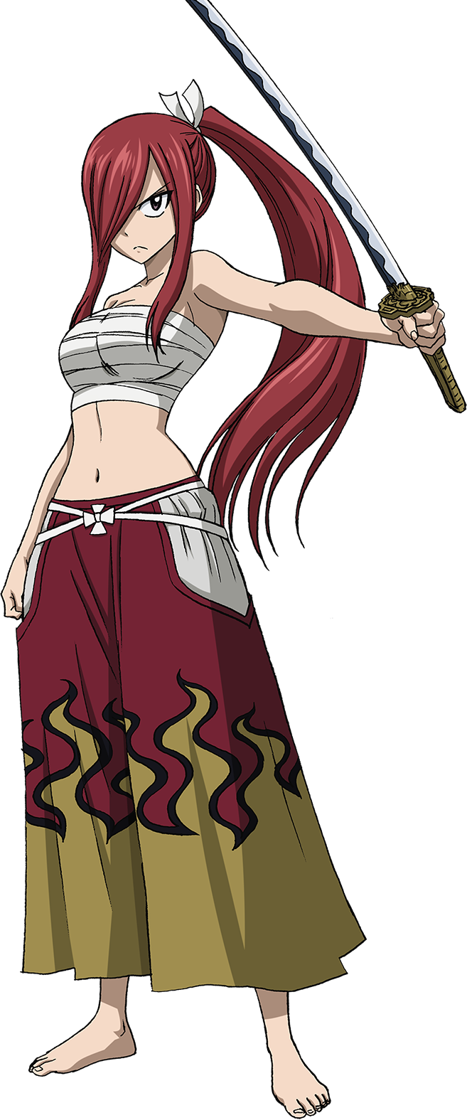 Erza Scarlet/Anime Gallery | Renaissance & Costume | Fairy