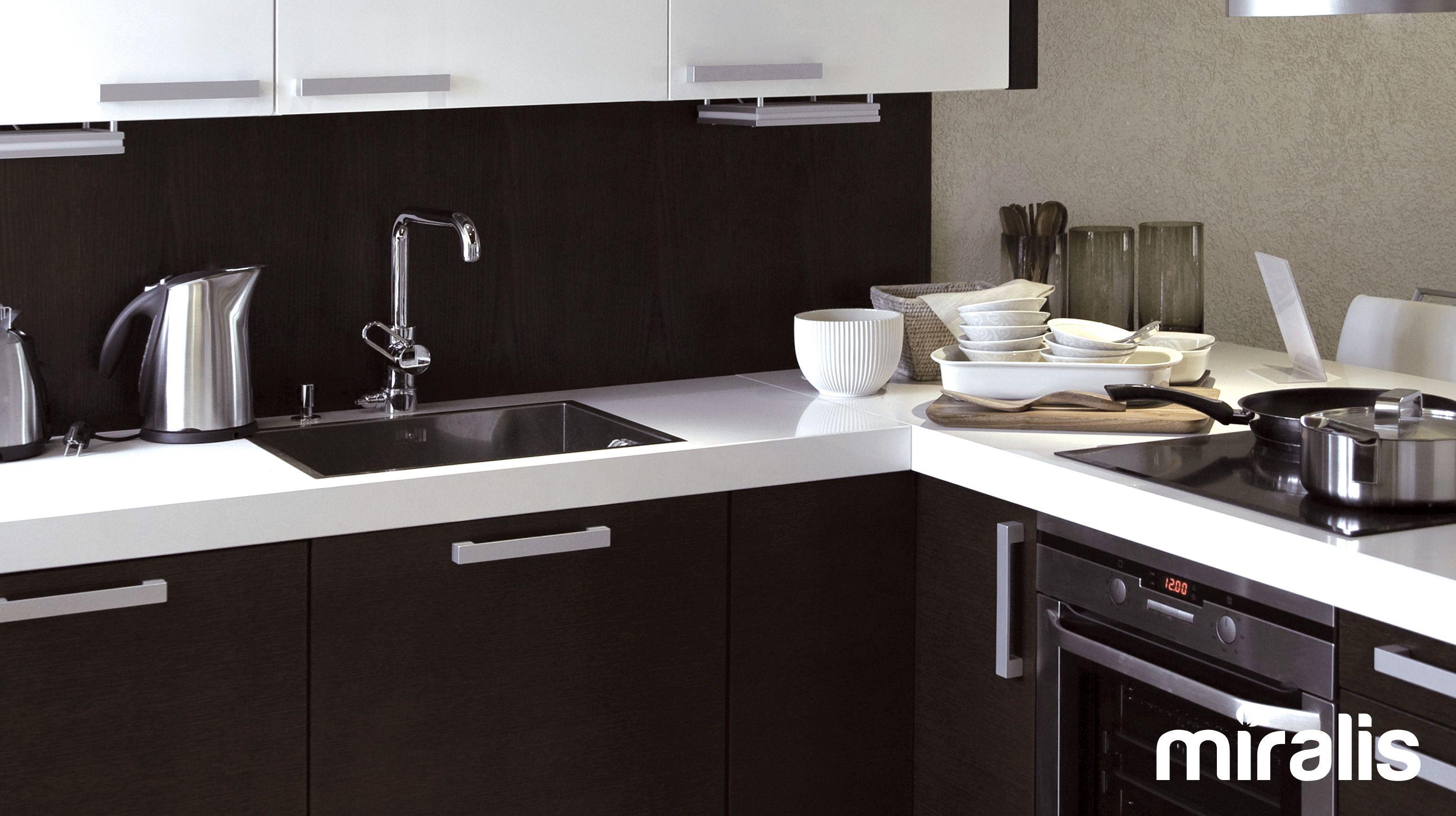 Polymère / Polymer www.miralis.com | Kitchen, Kitchen ...
