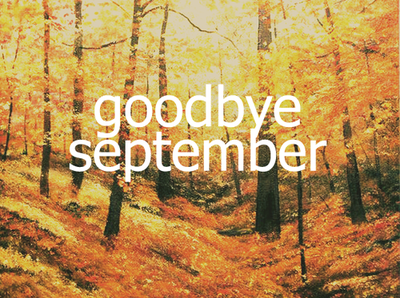 Explore Hello October, September 2013, And More!