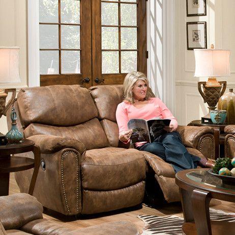 carolina reclining loveseat products recliner leather reclining rh pinterest com
