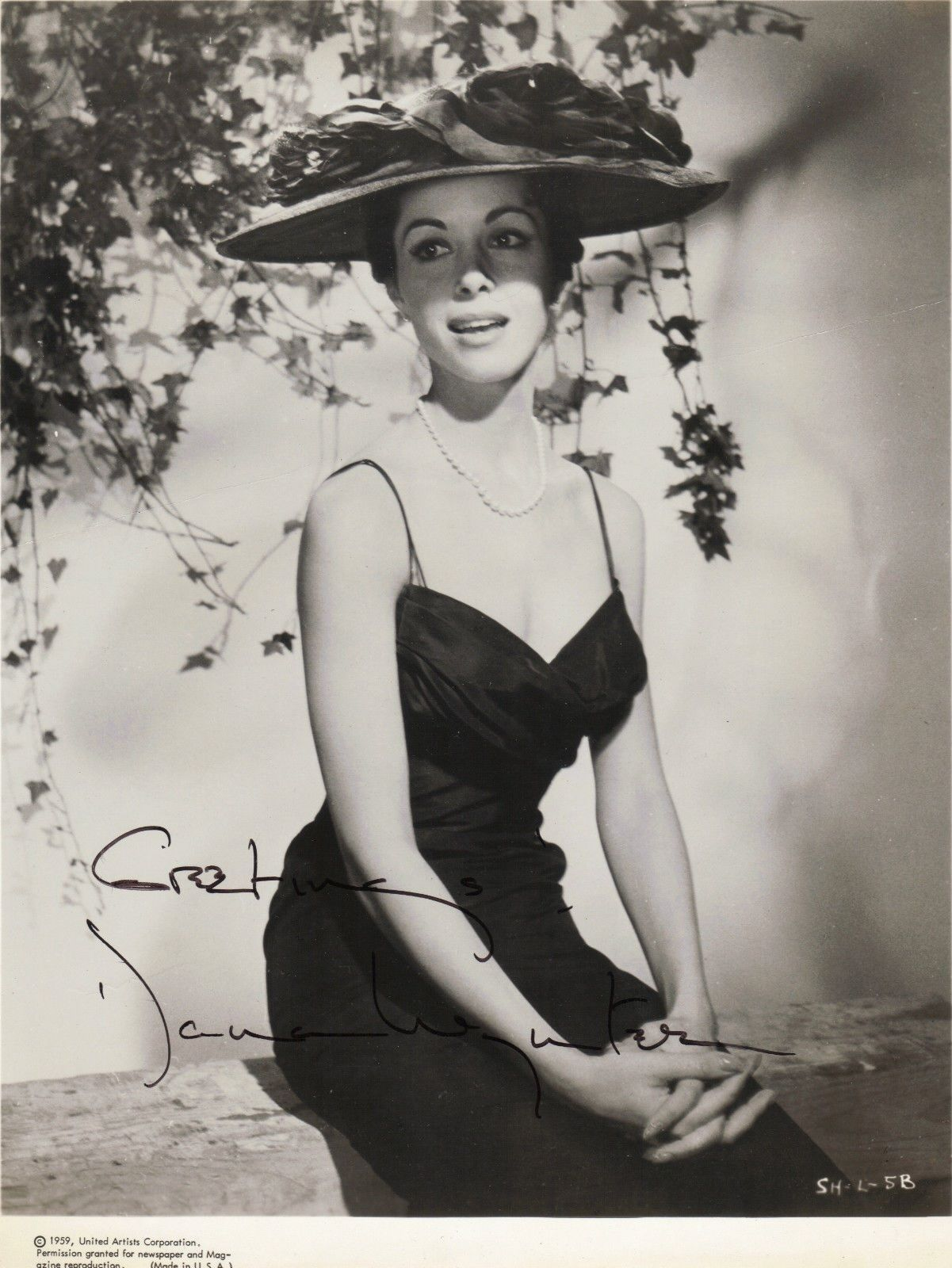 Watch Dana Wynter video