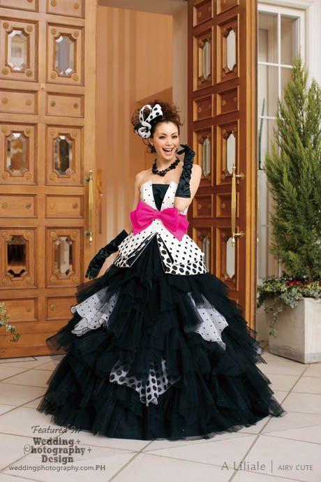 24-beyond-kimono-38-modern-kawaii-japanese-wedding-dress-inspiration ...