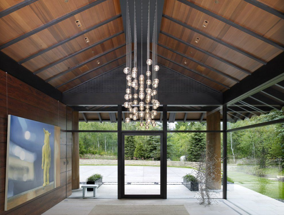 Contemporary Aspen Home Is A Visual Art