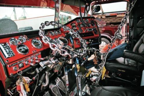 Custom Peterbilt Interior   Big Rig, Truck, Semi, Pete, Custom Rigs, Big  Trucku2026