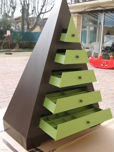 meuble bijous pyramide touthankarton o diy loisir cr atif pinterest pyramide. Black Bedroom Furniture Sets. Home Design Ideas