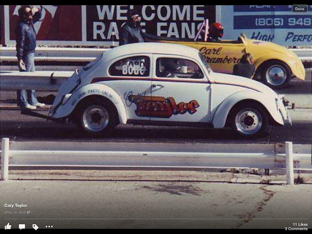 Cary Taylor Pan Car Vw Pro Sedan Bug Fast Four Flat Four V