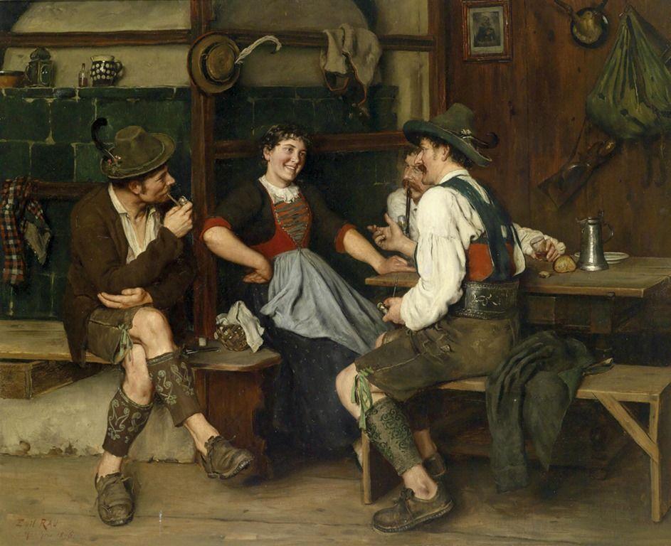Emil Karl Rau (german, 1858-1937)-2