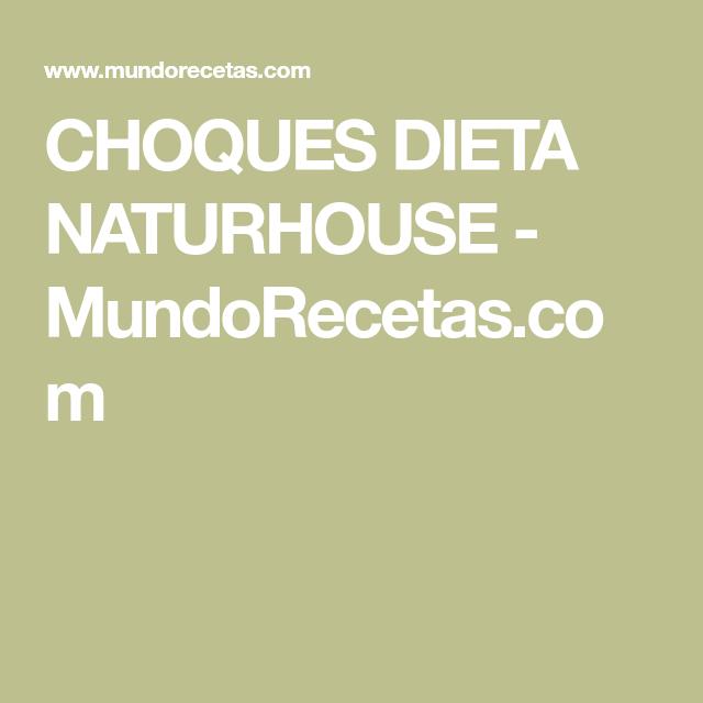 naturhouse zucchini shock dieta