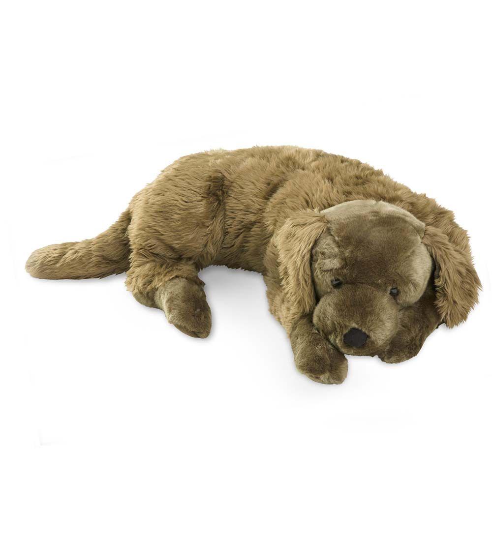 Super Soft Golden Retriever Body Pillow With Realistic Features Body Pillow Plush Dog Labrador Dog