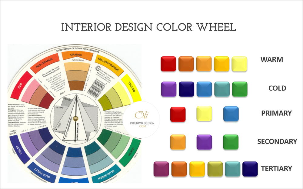 Interior design color wheel decor ideas in 2019 color - Color wheel interior design ...
