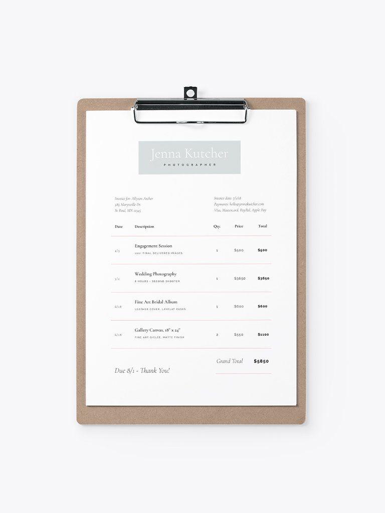 Ultimate Invoice   Invoice template, Design tutorials ...