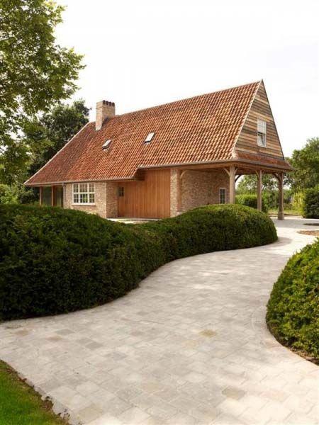 Vandemoortel rustieke bouwmaterialen stijlvloeren for Jardineria al aire libre casa pendiente
