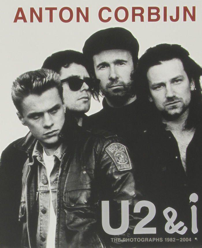 Los mejores libros sobre U2: u2 Anton Corbijn
