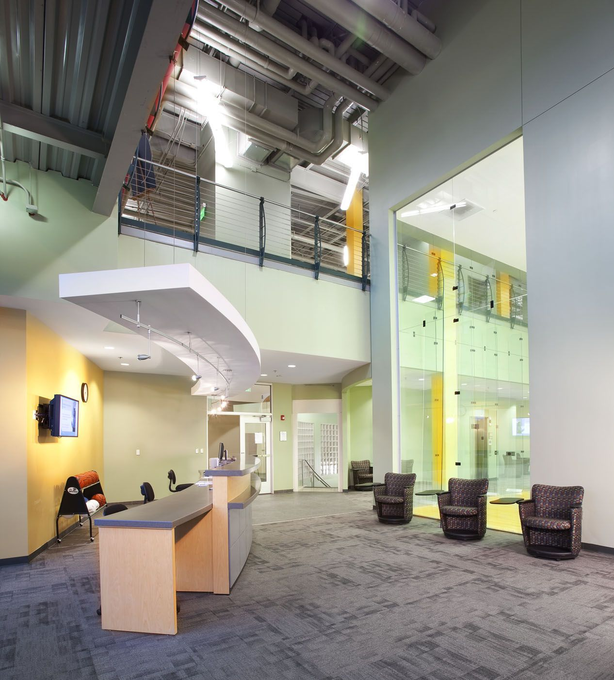USC Upstate Health Education Complex By McMillan Pazdan Smith Architecture